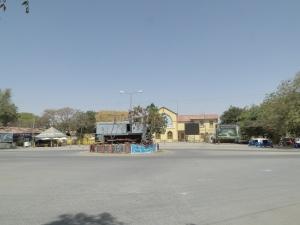 Place de la gare in Dire Dawa