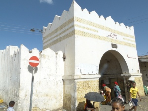 The Shoa Gate in Harar