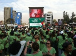 2013 Women First 5 kms run in Addis Ababa