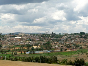 A view of Kigali
