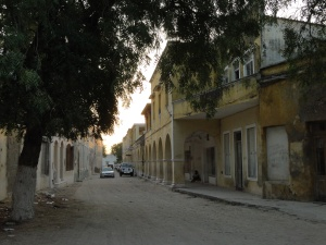 street in Stone Town
