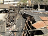 Jazzamba lounge destroyed